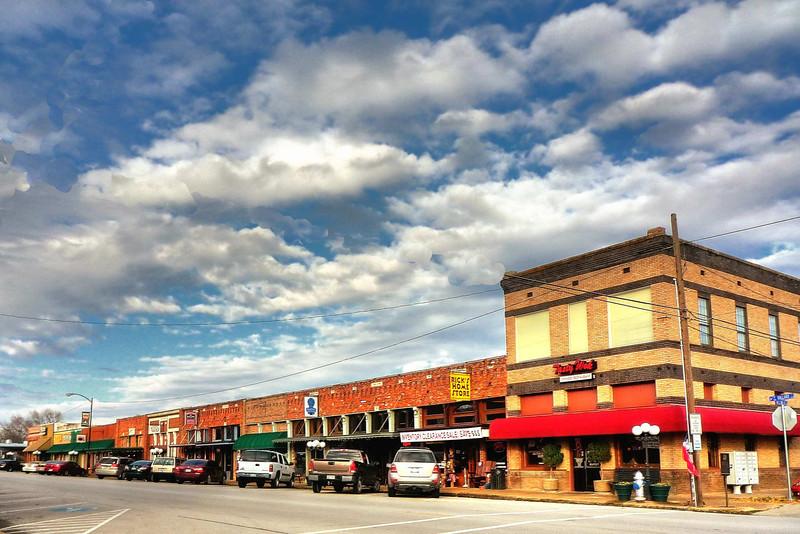 Downtown Wylie TX