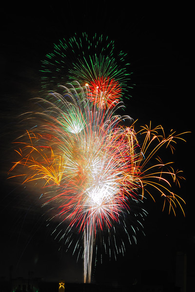 Fair Park's Fireworks Finale on the Fifth of July
