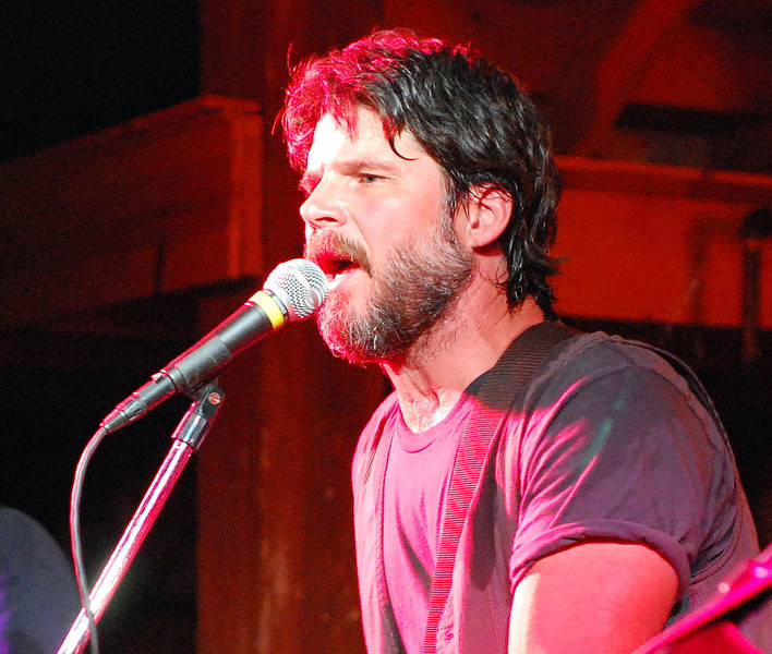 Chris Knight and band