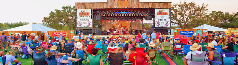 The Rio Brazos festival grounds