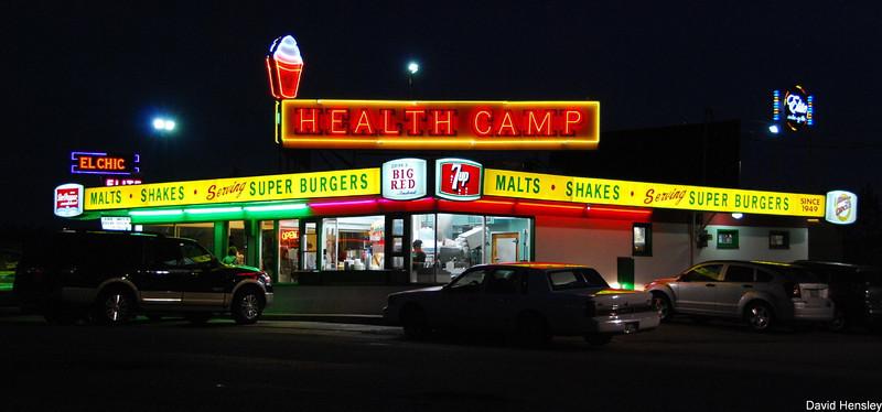 Health Camp, Waco, TX