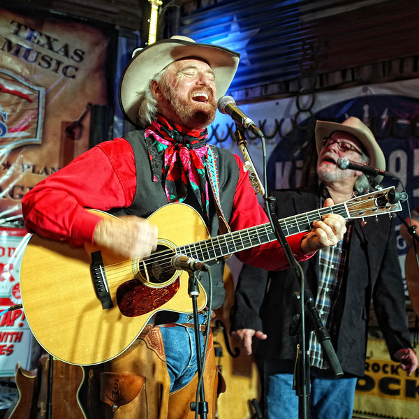 Michael Martin Murphey and Tommy Alverson