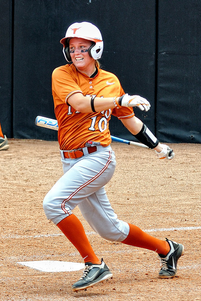 Big 12 Player of the Year Amy Hooks