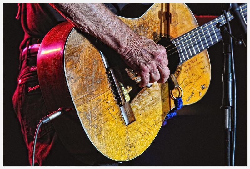 "Willie Nelson's guitar ""Trigger"" [Explored 11/15/11, #495]"