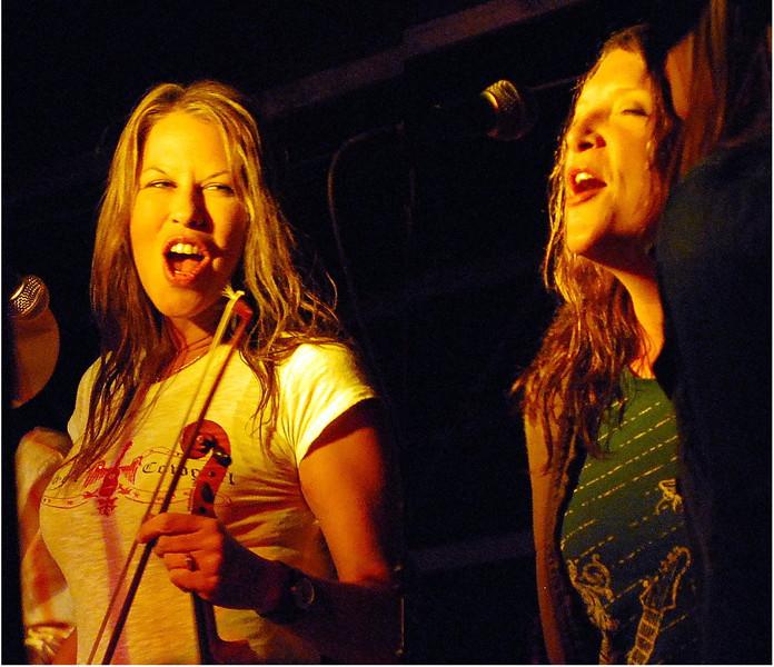 Heather Stalling and Andie Kay Joyner