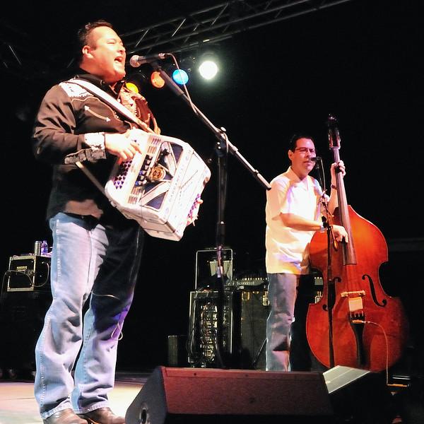 Dave Perez, John Garza - Tejas Brothers