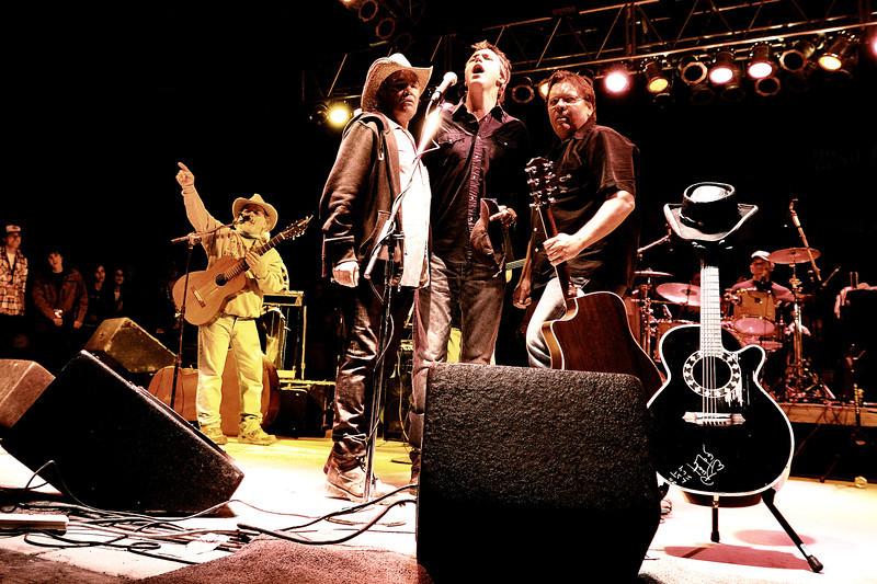Larry Joe Taylor and his Allstar Band