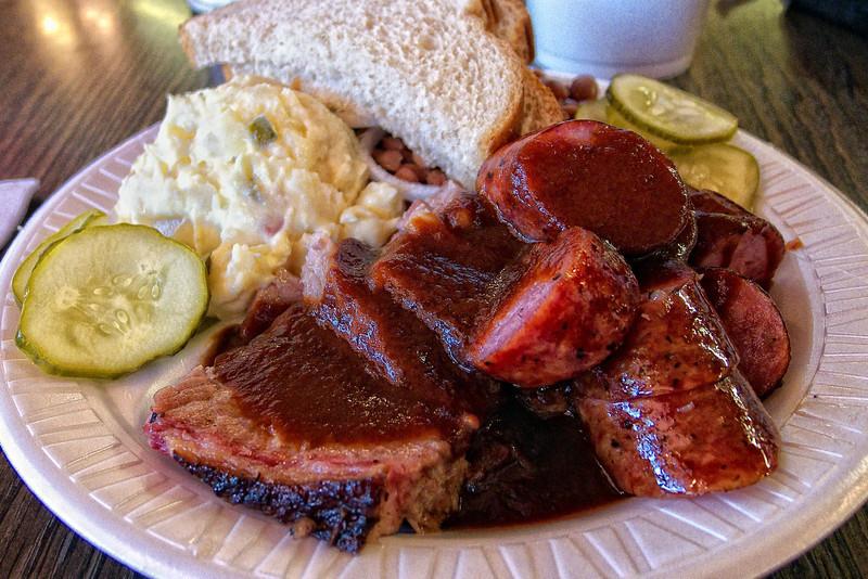 Busbee's Barbecue, Bandera TX