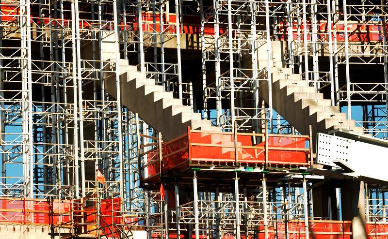 cst 11736 Vikings Stadium construction
