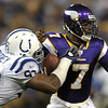 Colts Vikings Football
