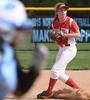 Bob Raines-- Montgomery Media / Souderton shortstop Katie Kehler.