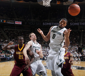 Minnesota Michigan St Basketball