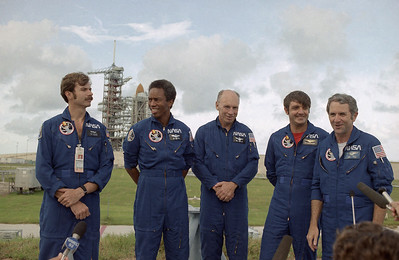 Crew of Space Shuttle 8