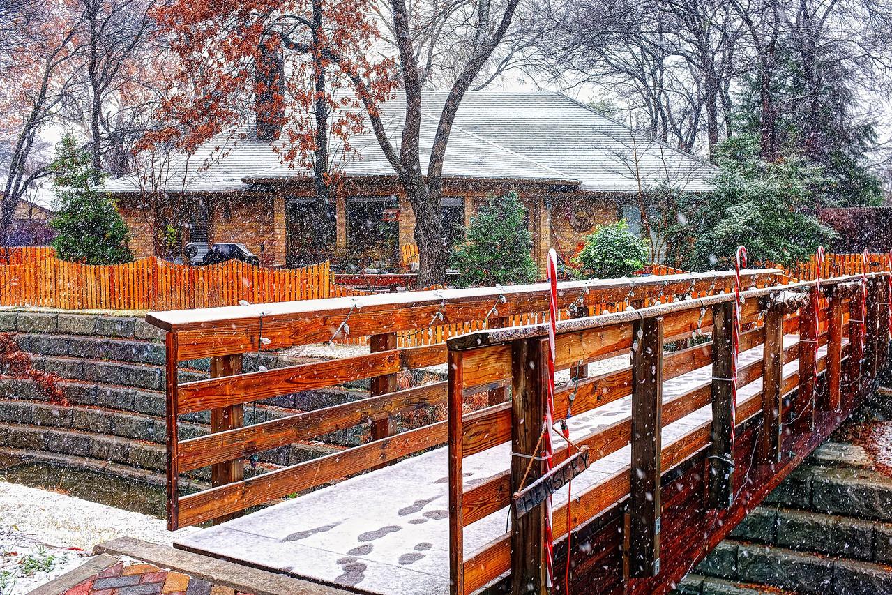 White Christmas arrives