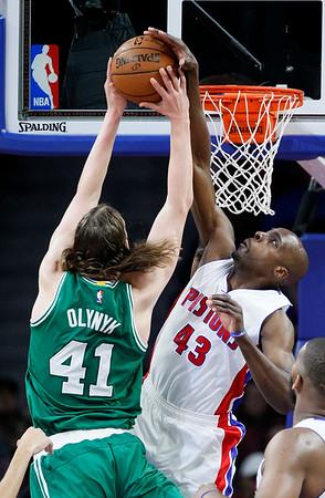 Pistons fall to Celtics 113-103