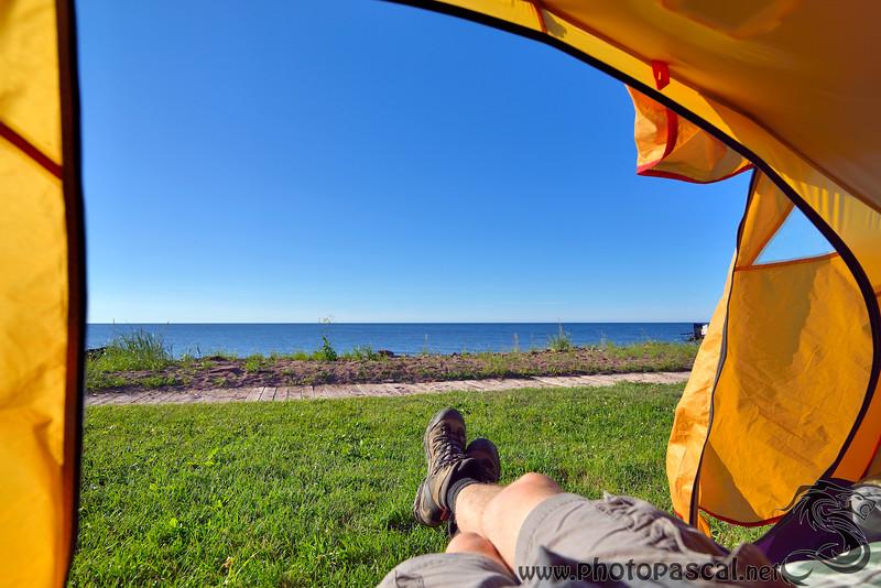 Camping Gaspésie
