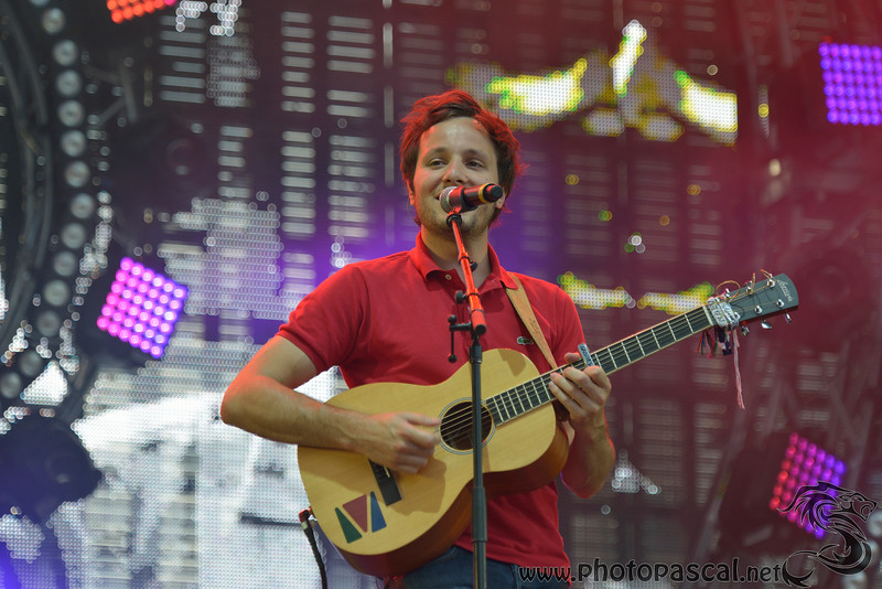 Vianney en concert