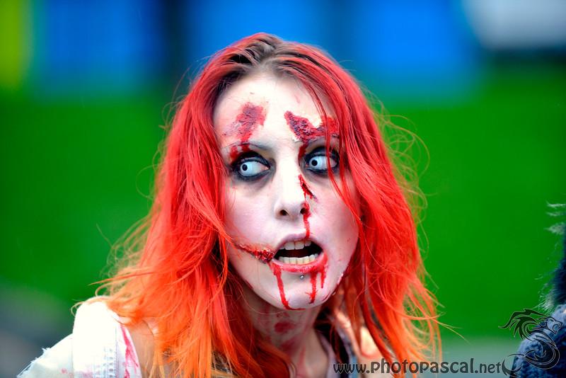 Zombie Rousse
