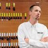 Jesse Manning the General Sales Manager  at North End Subaru/Mazda in Lunenburg. SENTINEL & ENTERPRISE/JOHN LOVE
