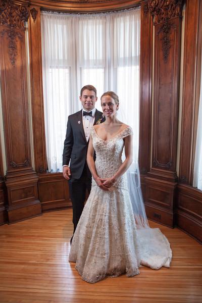 Hall-Johnson Wedding