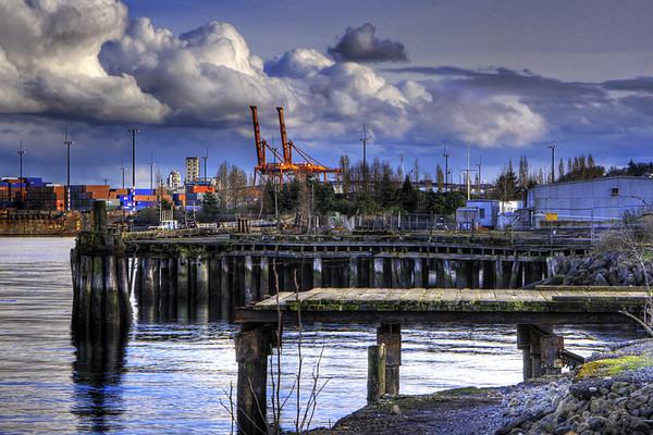 Alki Nature meets Industrial