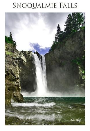 snoqaulmi falls