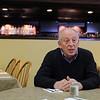 Slattery's owner David Celuzza talks about it's 80 years  in business on Thursday. SENTINEL & ENTERPRISE/JOHN LOVE