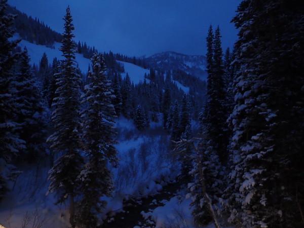 Snowbird Ski Trip January 2016