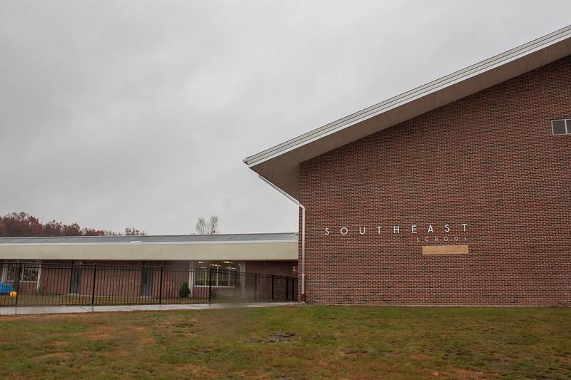 Southeast Elementary School in Leominster to change names. SENTINEL & ENTERPRISE / KYLE DAUDELIN