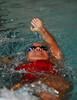 10/6/2015 Mike Orazzi | Staff<br /> Bristol Central High School swimmer Sydney Pina.