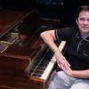 The new Thayer Symphony Orchestra Maestro Roderick MacDonald. SENTINEL & ENTERPRISE/JOHN LOVE
