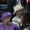 Britain Queen's Horse