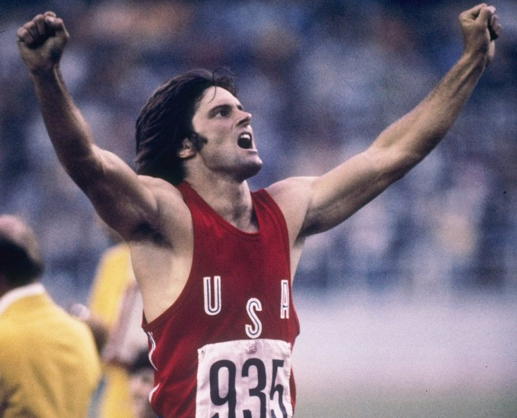 301001P 1976 OLYMPICS JENNER