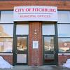Fitchburg Municipal Office on Boulder Drive. SENTINEL & ENTERPRISE/JOHN LOVE