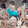 East Germans Waits 1989