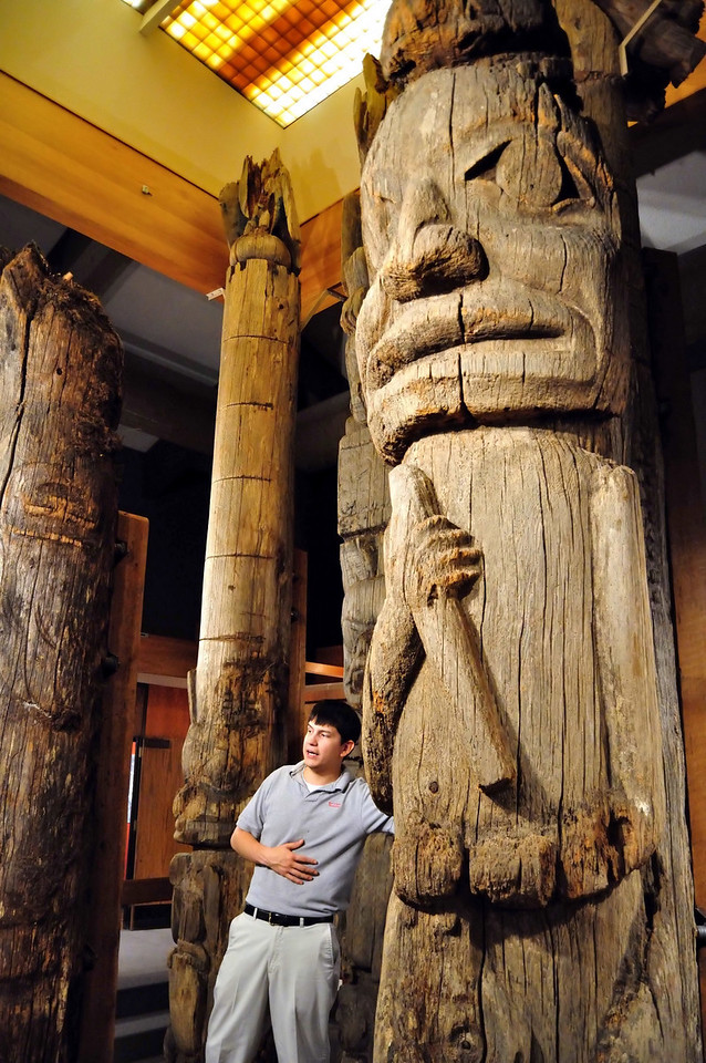 Totem Heritage Center, Ketchikan