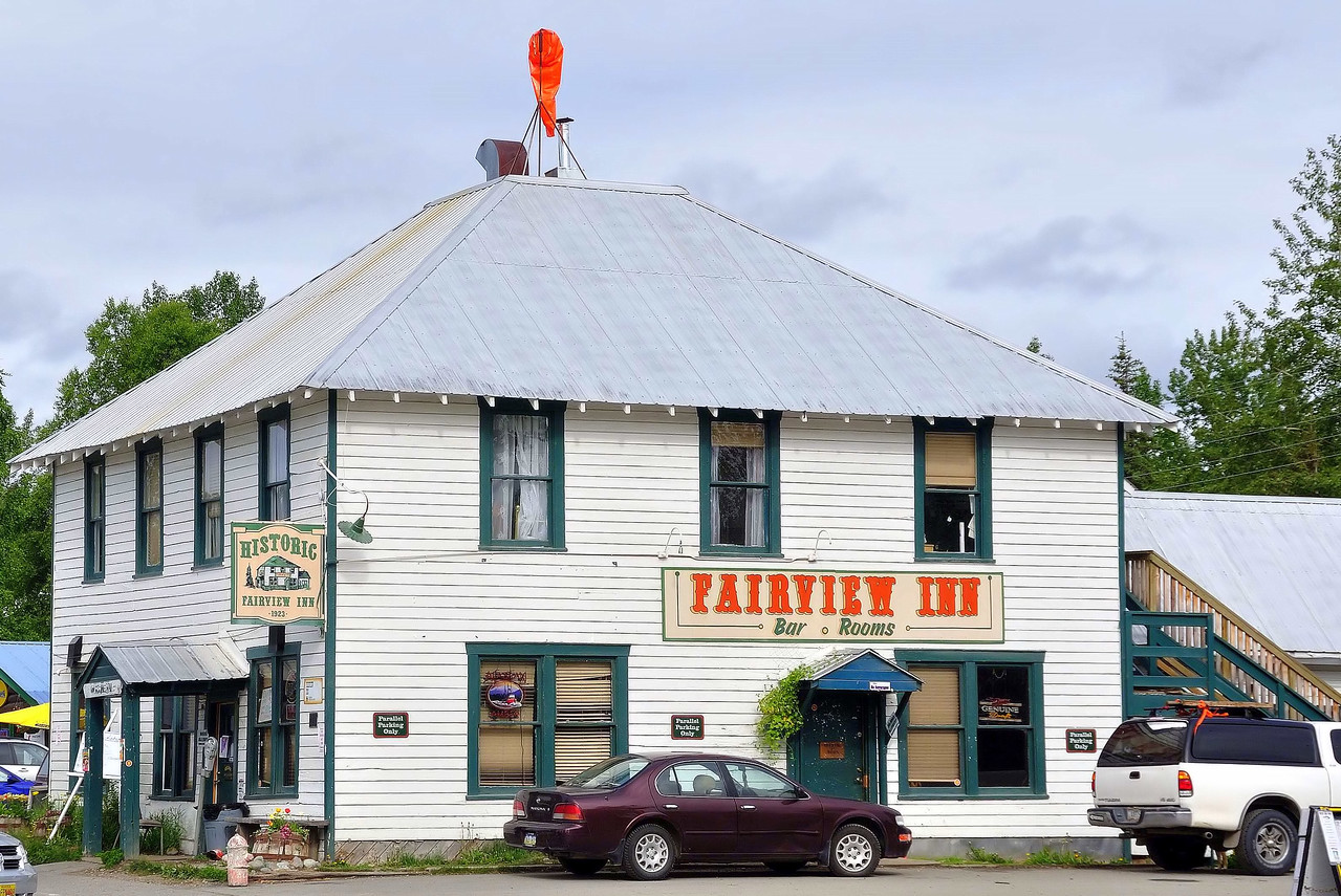 Fairview Inn, Talkeetna