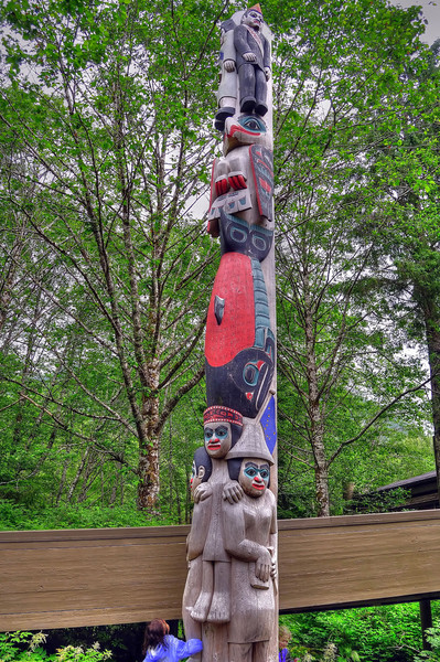 Totem Heritage Center, Ketchikan
