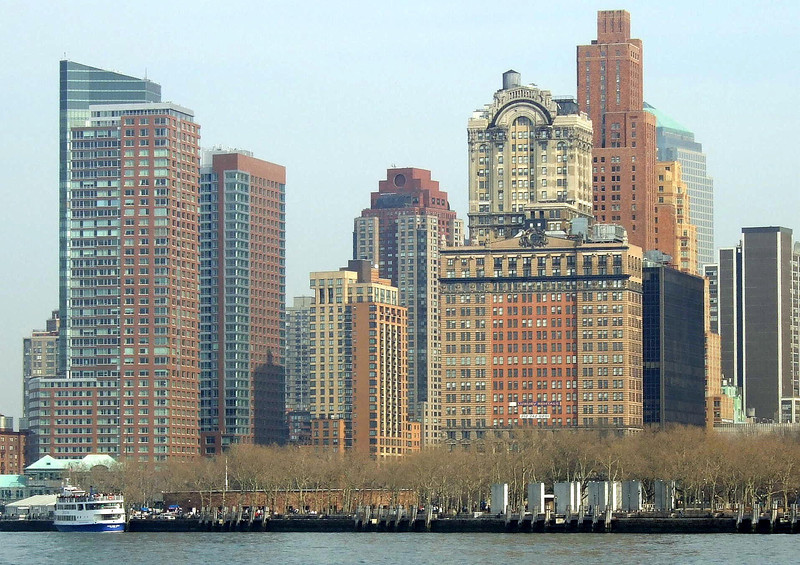 Battery Park City neighborhood-fd0000