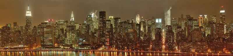 City of Blinding Light