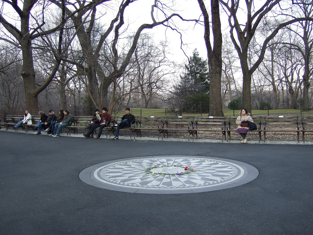 Strawberry Fields, Central Park-fd0000