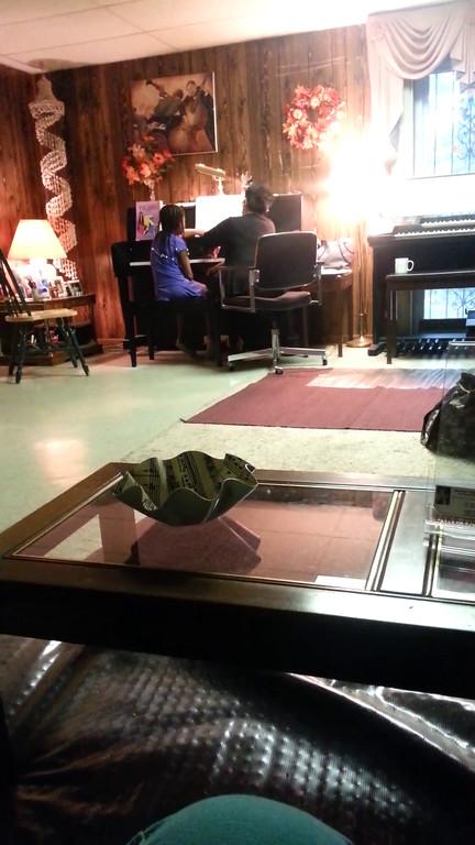 Vanessa @ Piano Lessons