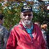 Veteran James Reynolds, 71 of Lunenburg, was proud to attend the Lunenburg Veterans Memorial alongside his fellow veterans on Tuesday morning. Reynolds served in the Vietnam war and Cuban War. SENTINEL & ENTERPRISE / KYLE DAUDELIN
