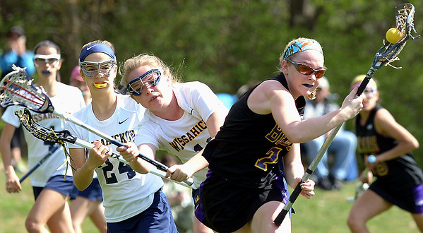 Wissahickon girls lacrosse team wins 16-8 over Upper Moreland