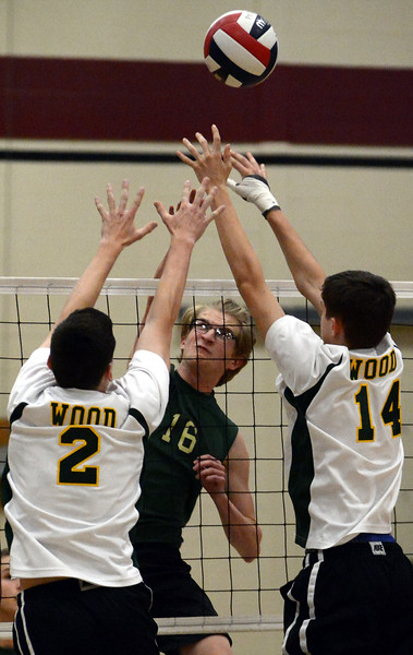 Wood beats Lansdale Catholic in 3 straight to take PCL volleyball title