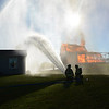 Fire, Firefighters, Barn Fire, Structure Fire, Burn Drill, York Fire Department, Leicester Fire Department, Cuylerville Fire Department, Mt. Morris Fire Department, Bethany Fire Department, LeRoy Fire Department, East Avon Fire Department.