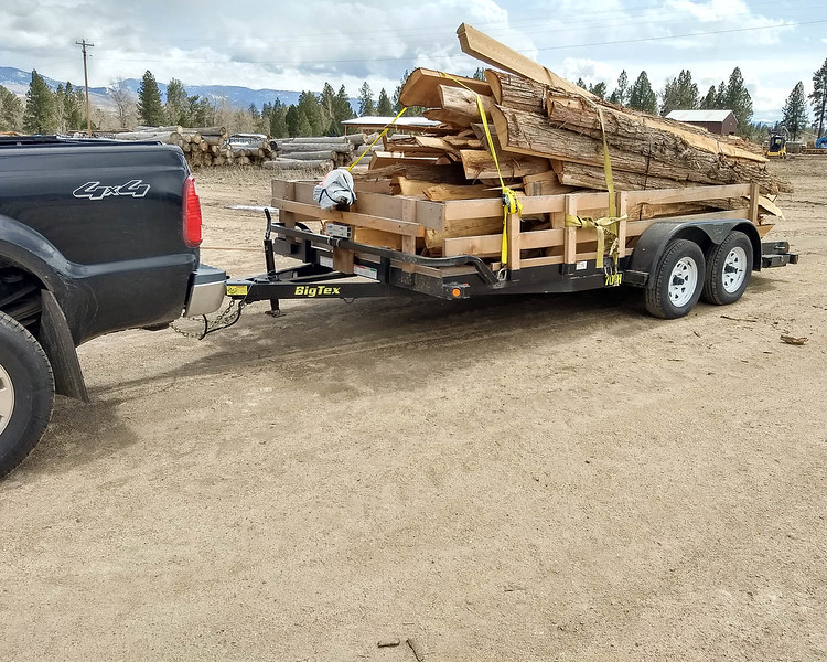 Cedar Load