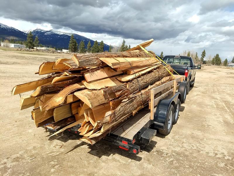 Load of Cedar