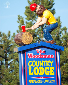 The Woodsman Country Lodge, Crescent, OR