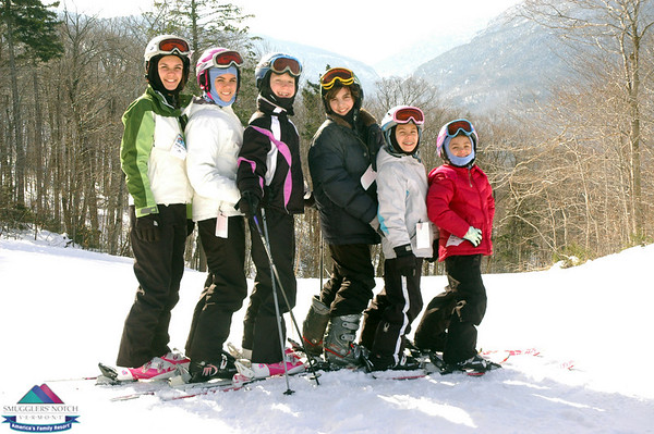 Feb.3rd-Families,Freinds & more at Smugglers' Notch